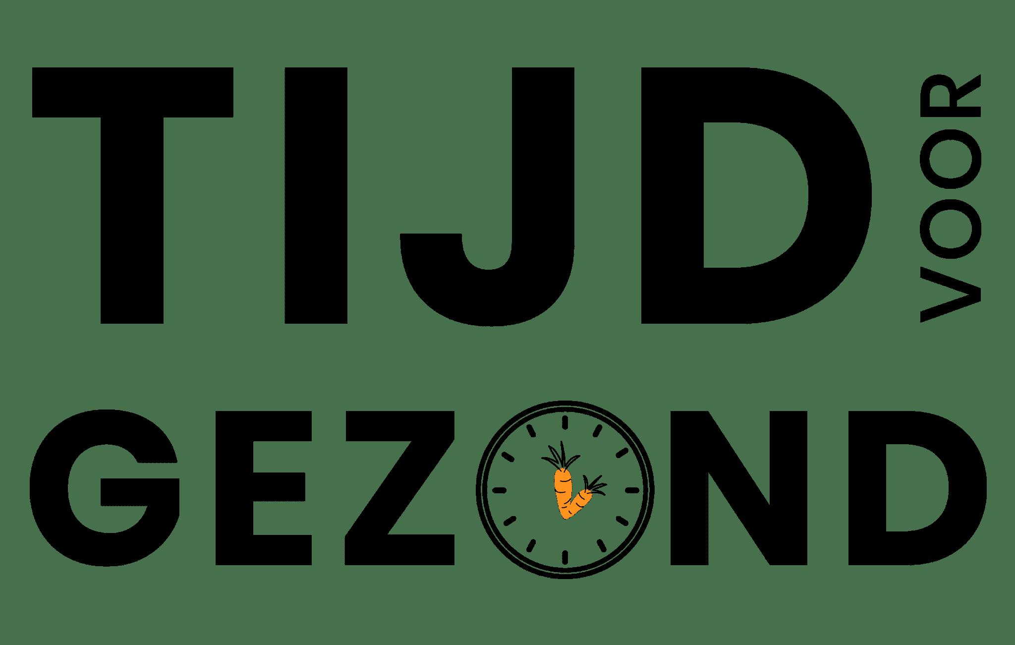 Logo tidj voor gezond - logo - carrot
