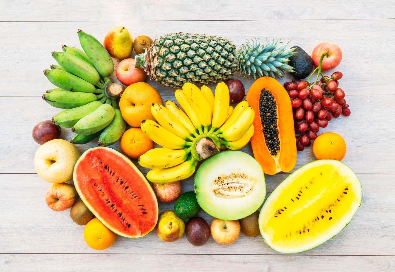 Het fruit dieet