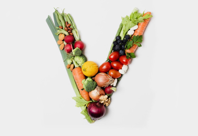 Het veganistisch dieet