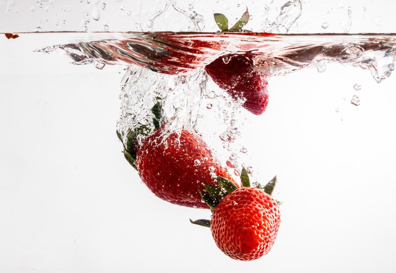 Superfoods bessen aardbeien 01