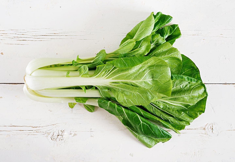 Superfoods groenten paksoi