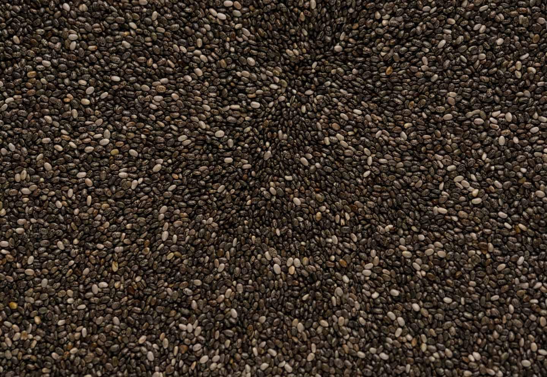 Superfoods noten en zaden chia zaden