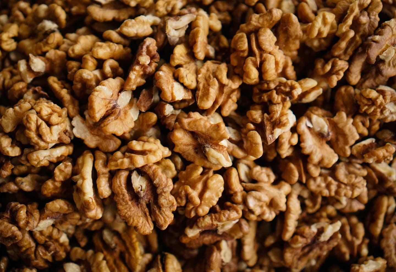 Superfoods noten en zaden walnoten